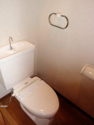 FC南7条[1K/27.84m2]のトイレ