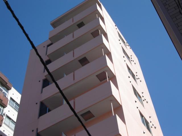 北海道札幌市中央区、バスセンター前駅徒歩8分の築14年 10階建の賃貸マンション