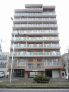 北海道札幌市中央区、二十四軒駅徒歩8分の築9年 10階建の賃貸マンション