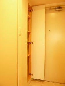 レジディア南1条[1K/20.03m2]の玄関