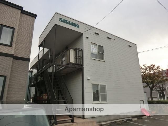 北海道札幌市白石区、苗穂駅徒歩19分の築37年 3階建の賃貸マンション