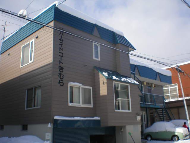 北海道札幌市白石区、苗穂駅徒歩13分の築20年 2階建の賃貸アパート