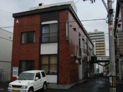 北海道札幌市豊平区、学園前駅徒歩8分の築28年 2階建の賃貸アパート