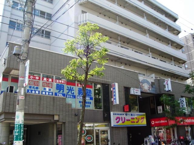 北海道札幌市白石区、菊水駅徒歩14分の築28年 7階建の賃貸マンション