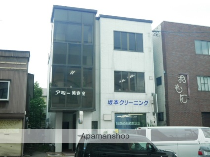 北海道登別市、幌別駅徒歩4分の築35年 2階建の賃貸マンション