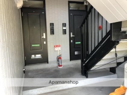 みさきアパートB[2LDK/52.65m2]のエントランス
