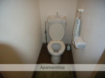 みさきアパートB[2LDK/52.65m2]のトイレ