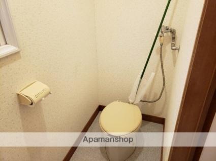 北海道室蘭市みゆき町1丁目[2LDK/51.3m2]のトイレ