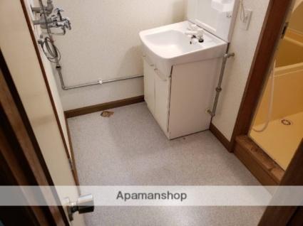 北海道室蘭市みゆき町1丁目[2LDK/51.3m2]の洗面所