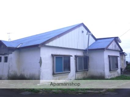 北海道登別市の築48年 1階建の賃貸アパート
