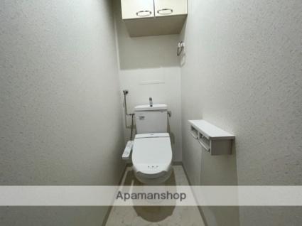コンフォートZeal[1LDK/46.21m2]のトイレ