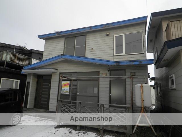 北海道室蘭市、東室蘭駅徒歩10分の築42年 2階建の賃貸一戸建て
