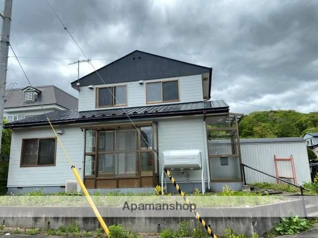 北海道登別市の築59年 2階建の賃貸一戸建て