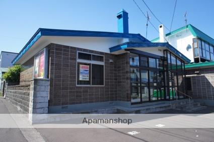 北海道室蘭市の築40年 1階建の賃貸一戸建て