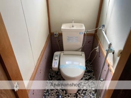 シェトワ宮の森[2DK/42.23m2]のトイレ