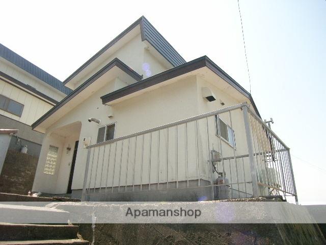 北海道室蘭市の築37年 2階建の賃貸一戸建て