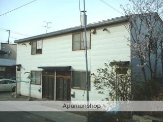 北海道登別市の築42年 2階建の賃貸アパート