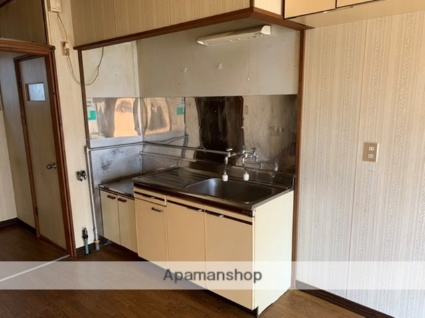 ゴトーハイツ[2LDK/50.5m2]のキッチン