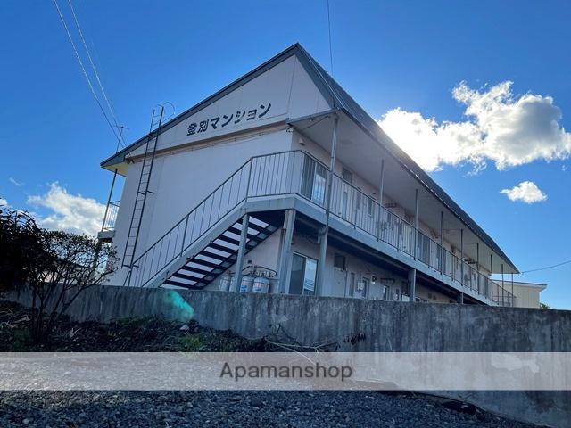 北海道登別市の築40年 2階建の賃貸アパート