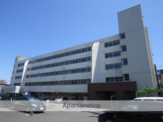 北海道室蘭市、東室蘭駅徒歩15分の築39年 5階建の賃貸マンション