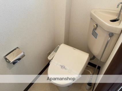 グリーンハイツ[1R/23.18m2]のトイレ