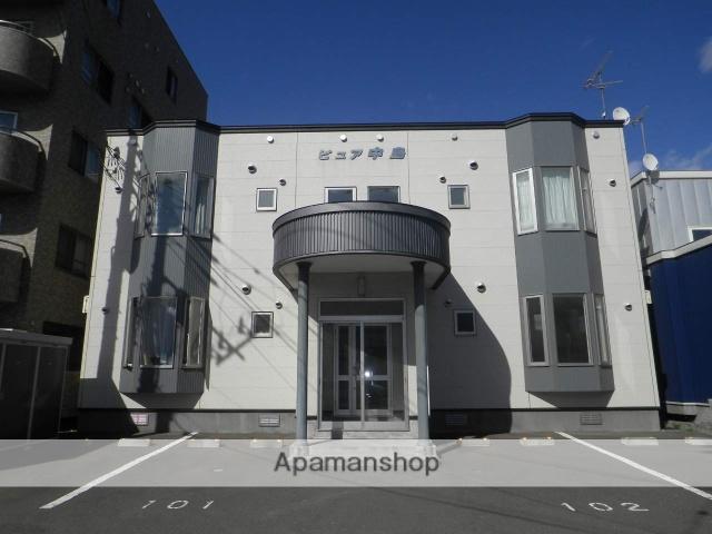 北海道室蘭市、東室蘭駅徒歩18分の築8年 2階建の賃貸アパート