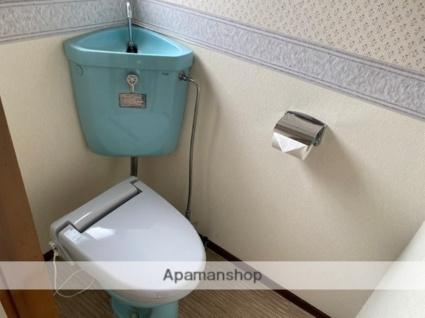 北海道室蘭市高砂町2丁目[2LDK/57.96m2]のトイレ