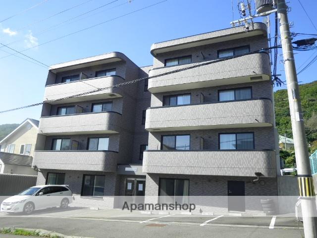北海道室蘭市の築13年 4階建の賃貸マンション