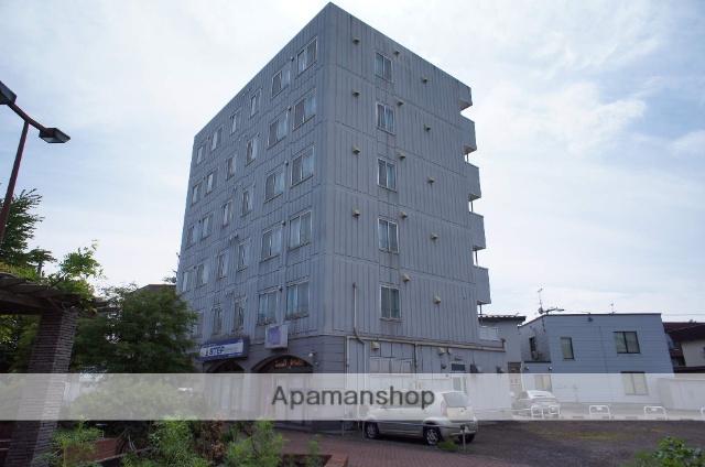 北海道室蘭市、東室蘭駅徒歩8分の築20年 6階建の賃貸マンション