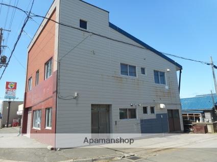 北海道根室市の築40年 2階建の賃貸一戸建て