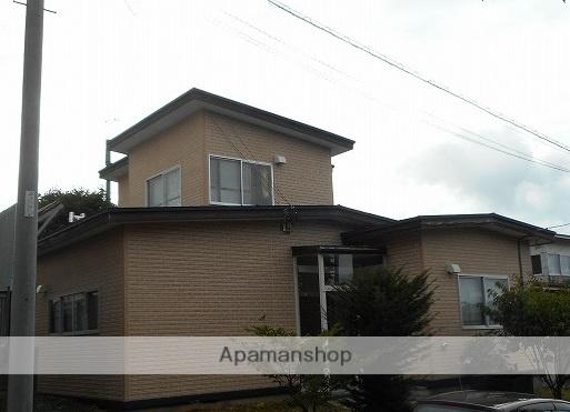 北海道根室市の築43年 2階建の賃貸一戸建て