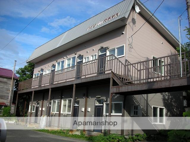 北海道根室市の築20年 2階建の賃貸アパート