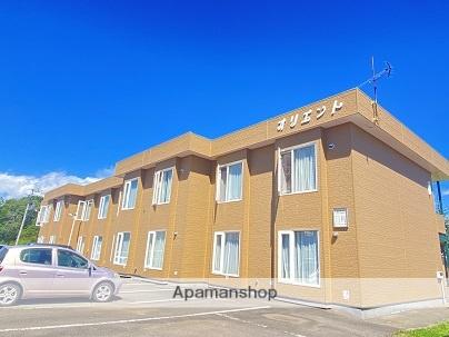 北海道標津郡中標津町の築24年 2階建の賃貸マンション