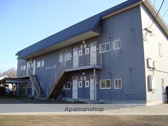 北海道標津郡中標津町の築24年 2階建の賃貸アパート