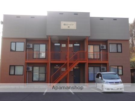 北海道川上郡弟子屈町の築16年 2階建の賃貸アパート