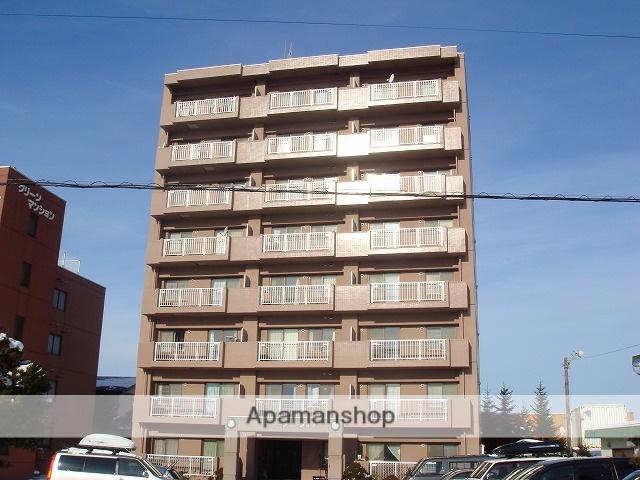 北海道標津郡中標津町の築24年 8階建の賃貸マンション
