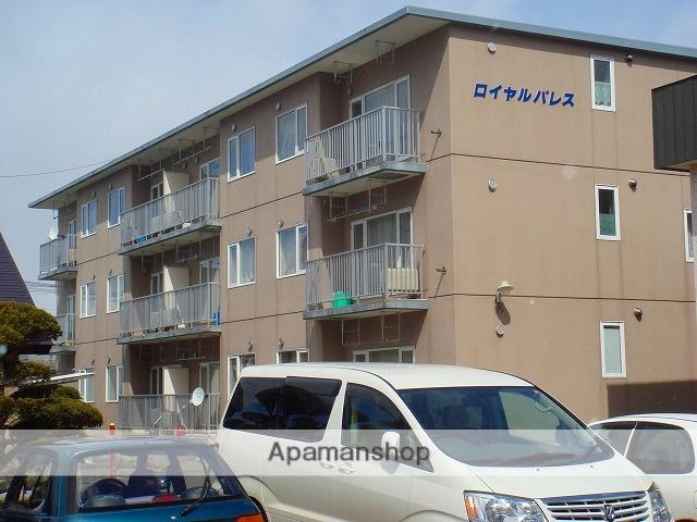 北海道標津郡中標津町の築23年 3階建の賃貸マンション