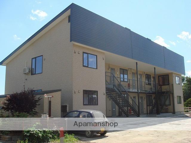 北海道標津郡中標津町の築9年 2階建の賃貸アパート