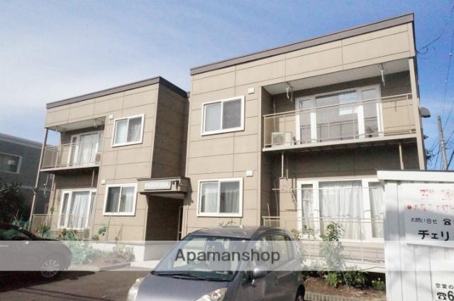 北海道札幌市手稲区、稲積公園駅徒歩14分の築20年 2階建の賃貸アパート