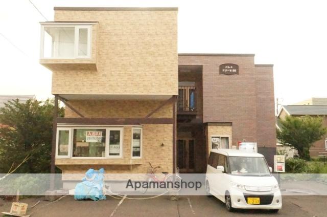 北海道札幌市手稲区、手稲駅徒歩20分の築25年 2階建の賃貸アパート