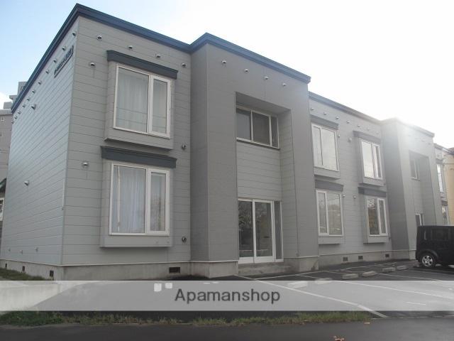北海道札幌市手稲区、星置駅徒歩2分の築16年 2階建の賃貸アパート