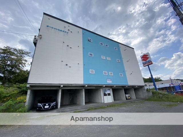 北海道小樽市、小樽駅北海道中央バスバス29分桂岡下車後徒歩3分の築13年 3階建の賃貸アパート