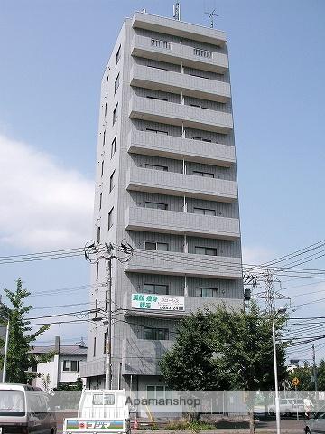 北海道札幌市手稲区、稲積公園駅徒歩25分の築26年 10階建の賃貸マンション