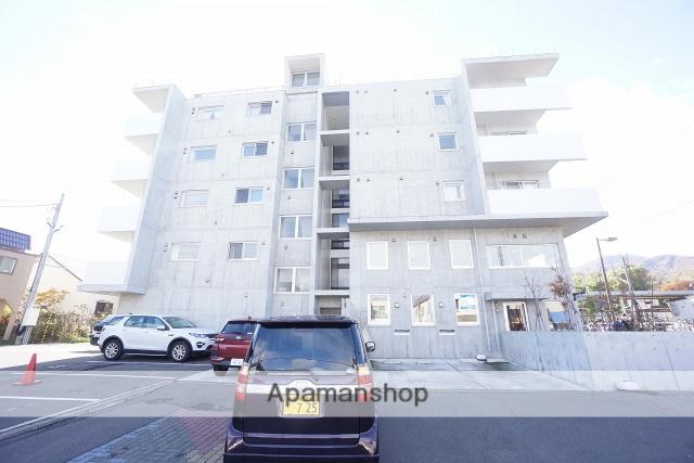 北海道小樽市、銭函駅徒歩3分の新築 5階建の賃貸マンション