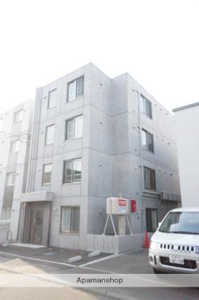 北海道札幌市手稲区、手稲駅徒歩12分の新築 4階建の賃貸マンション