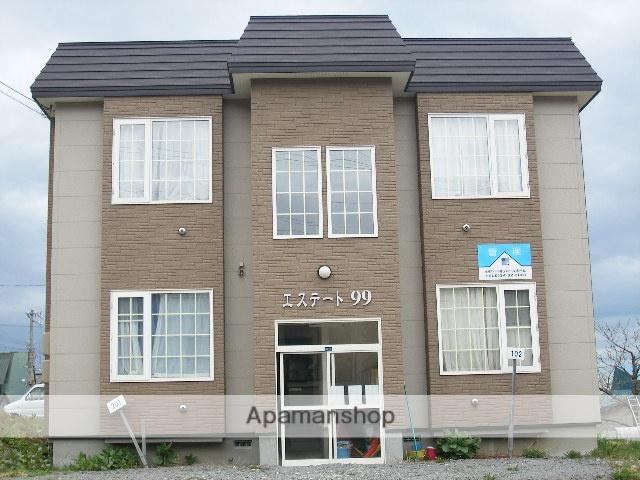 北海道小樽市、銭函駅徒歩28分の築17年 2階建の賃貸アパート