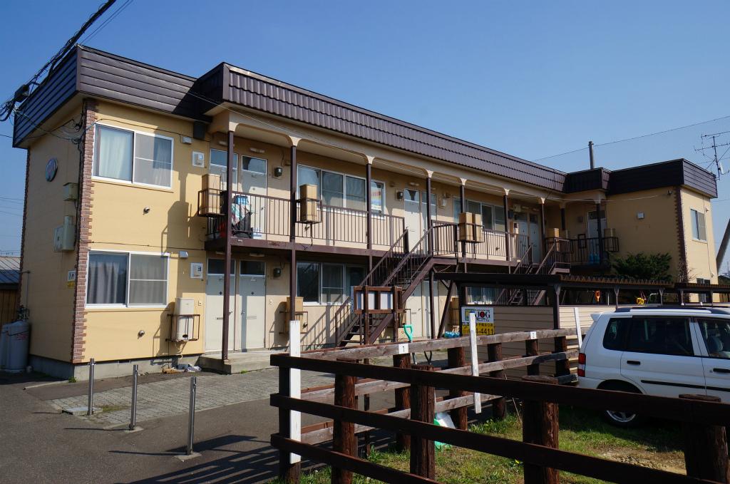 北海道札幌市手稲区、手稲駅徒歩33分の築33年 2階建の賃貸アパート