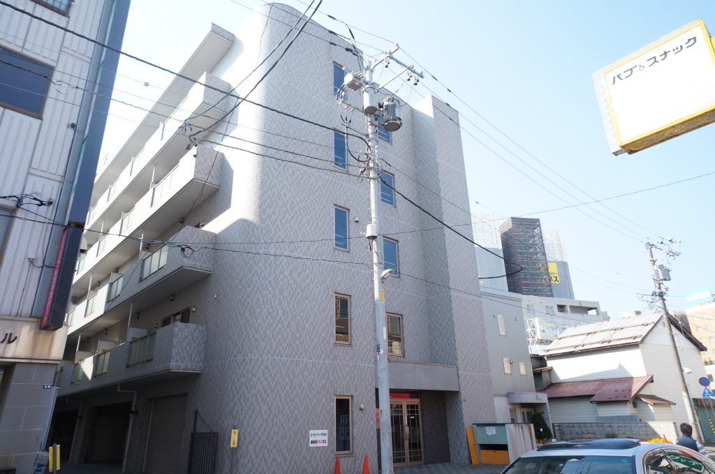 北海道札幌市手稲区、手稲駅徒歩2分の築12年 5階建の賃貸マンション