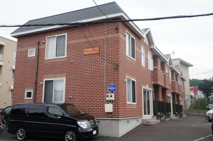 北海道札幌市手稲区、星置駅徒歩30分の築8年 2階建の賃貸アパート