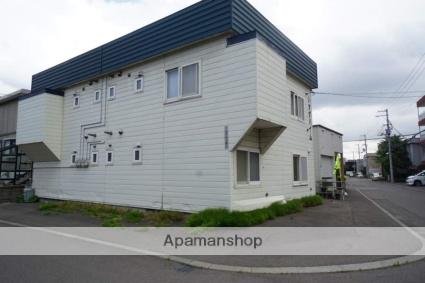 北海道札幌市手稲区、手稲駅徒歩6分の築26年 2階建の賃貸アパート